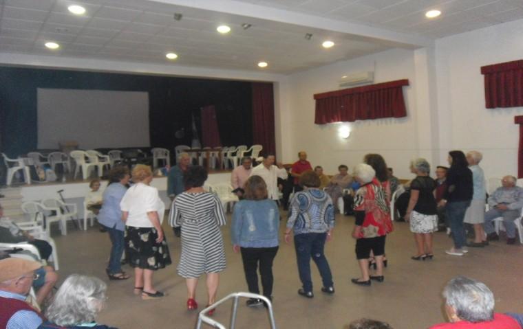 Workshop de danças de salão