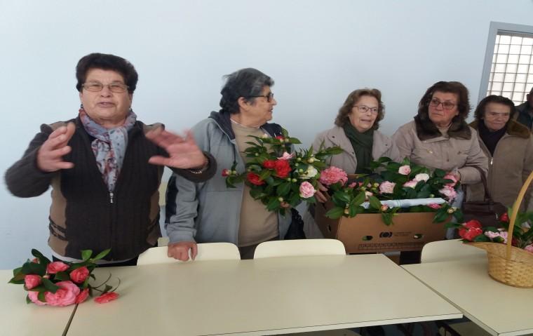 Comemoração do dia da Mulher