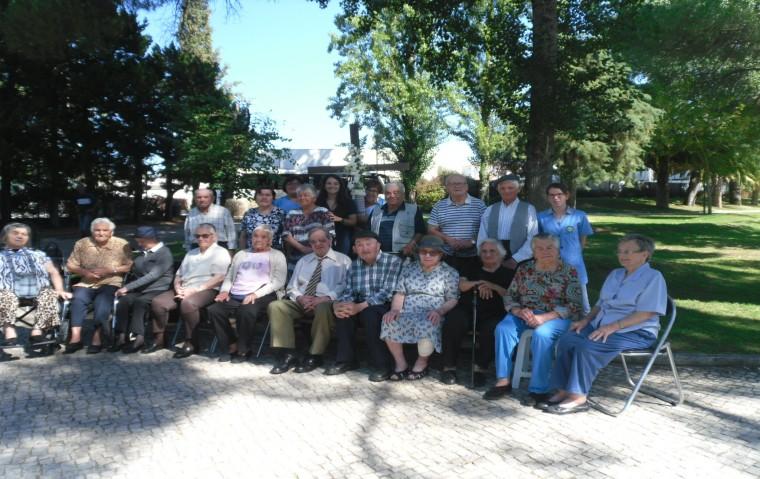 Comemoração do dia Internacional do idoso