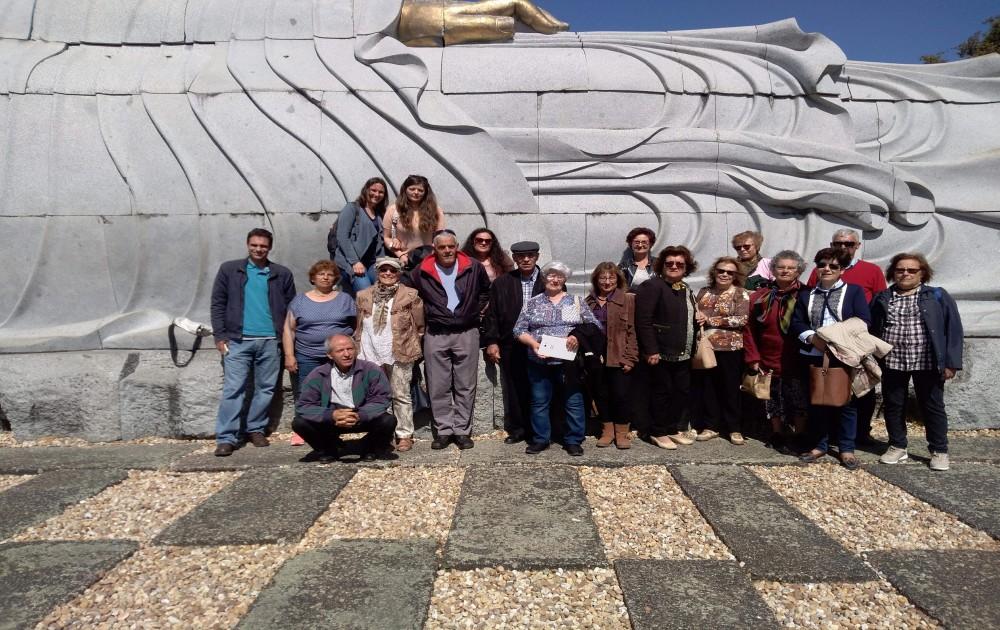 Visita de Estudo Universidade Sénior ao Bombarral