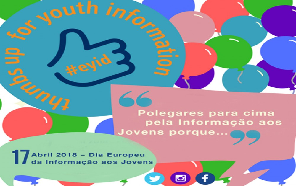 Dia Europeu de Informação aos Jovens