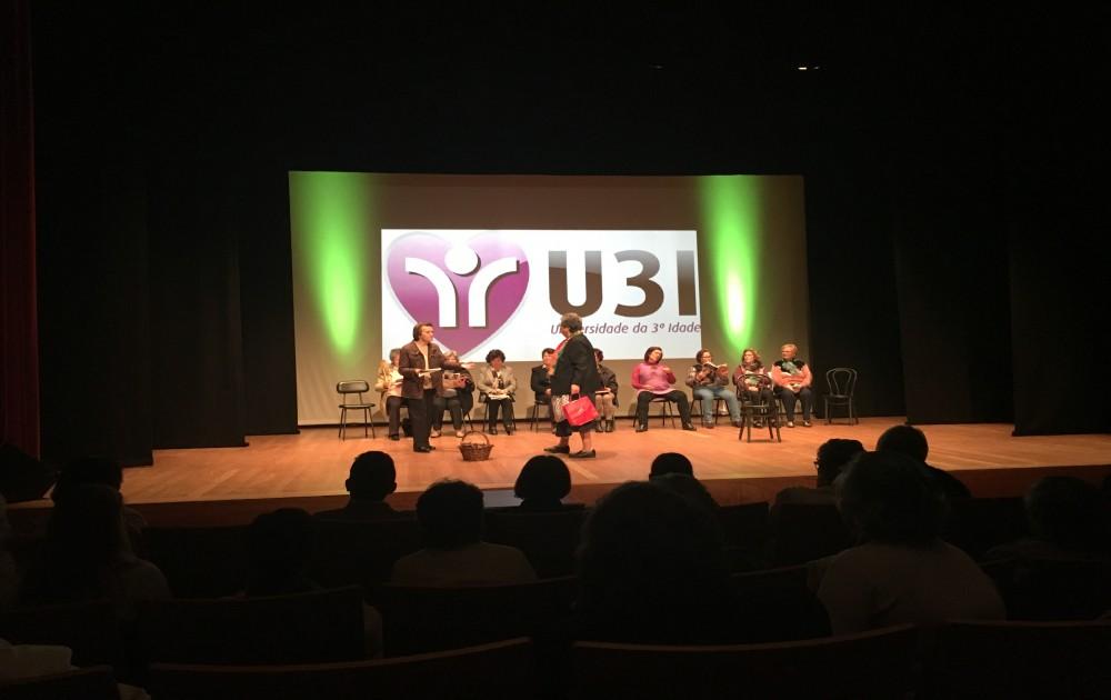 Participação no IV Encontro de Universidades do Sardoal